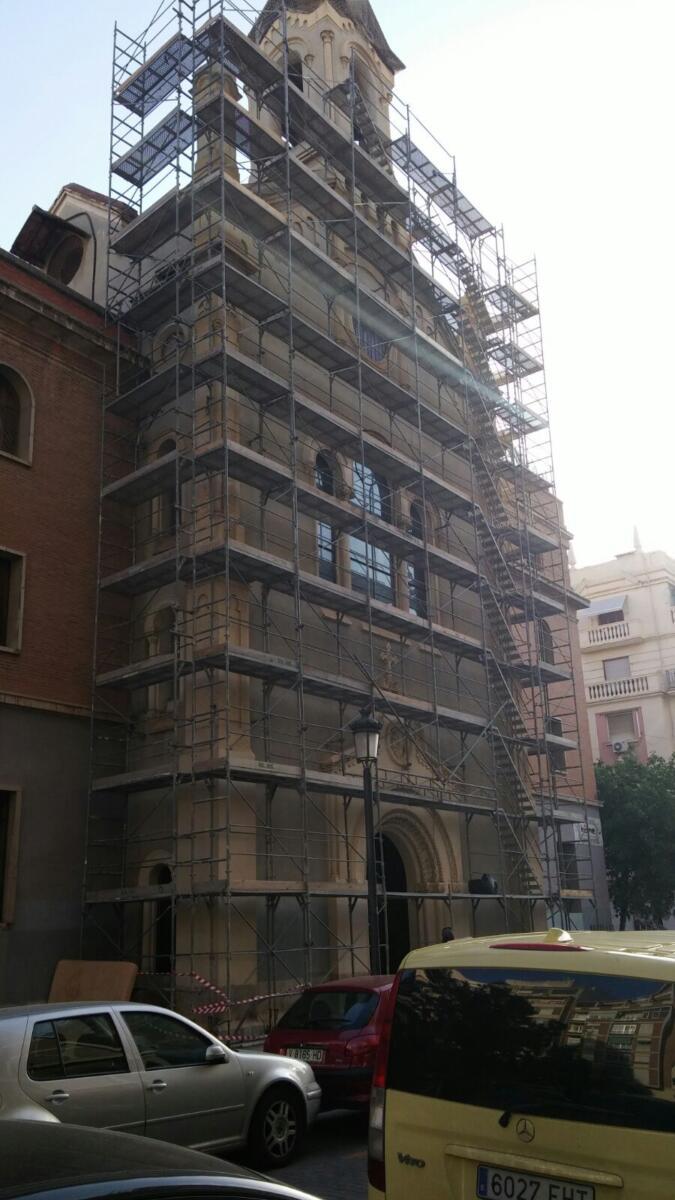 Iglesia Ntra. Señora del Puig