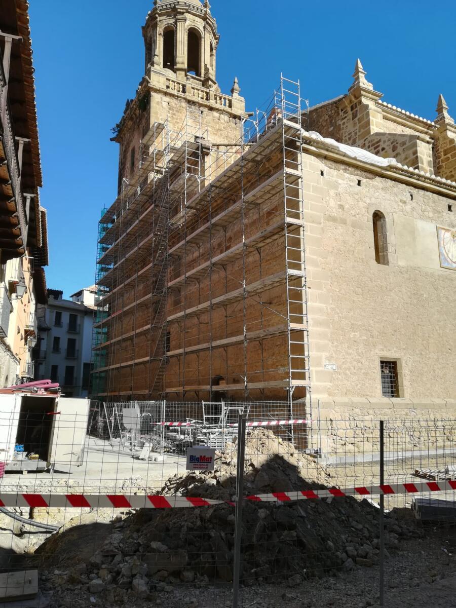 Iglesia Rubielos de Mora